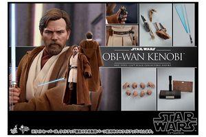 Hot toys Obi-wan Kenobi Star wars sixth scale figure for Sale in Hayward, CA