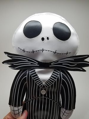 Nightmare Before Christmas Jack Skellington Vinyl Plush (Please Read Description) for Sale in Phoenix, AZ