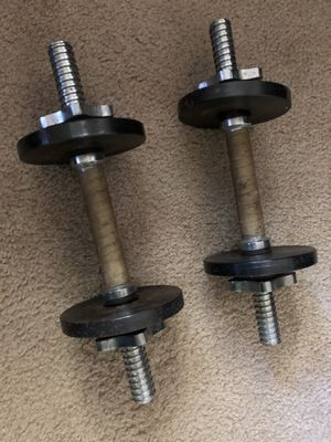 Dumbbell 5Ib each for Sale in Boulder, CO