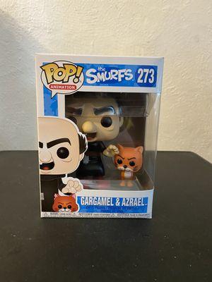 Funko POP! Smurfs - Gargamel & Azrael for Sale in Reading, PA
