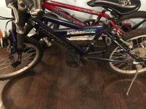Two mongoose bikes for Sale in Queens, NY