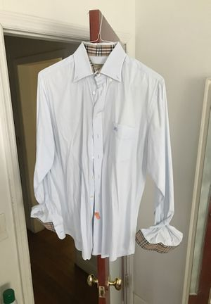 Burberry Button Up Dress Shirt for Sale in North Miami, FL