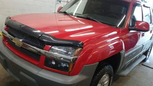 2002 chevy avalanche for Sale in Tulsa, OK