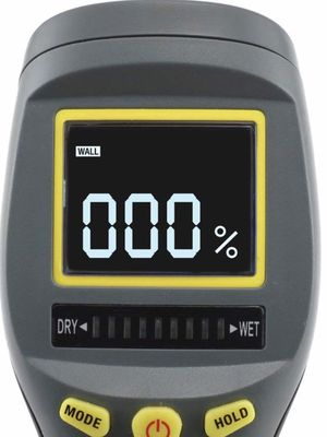 General Tools MM8 Pinless LCD Moisture Meter with Tricolor Bar Graph for Sale in Lawrenceville, GA
