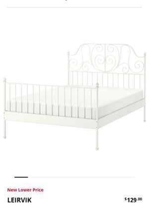 Ikea Bed Frame for Sale in Mount Holly, NJ