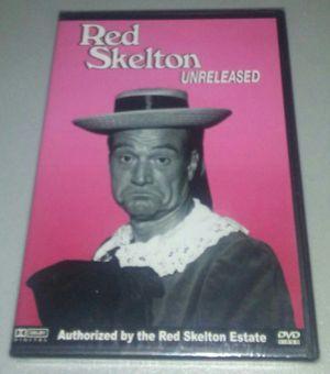 Unopened Red Skelton Unreleased DVD for Sale in Ontario, CA