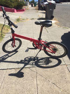 Dahon speed p8 folding bike 8speed for Sale in Piedmont, CA