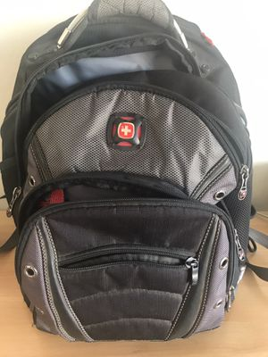 Wenger backpack. Used but good condition for Sale in Goodyear, AZ