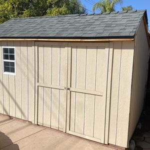 Wooden Shed 12x8 for Sale in Los Angeles, CA