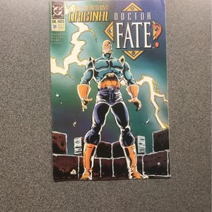Doctor Fate Comic #36 for Sale in Fort Worth, TX