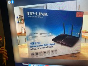 New Wireless dual modem router for Sale in Chicago, IL