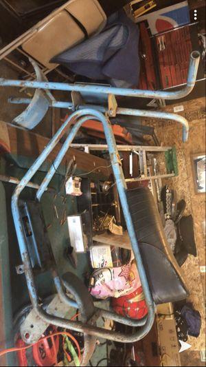 Mini bike frame for Sale in Lincoln Park, MI