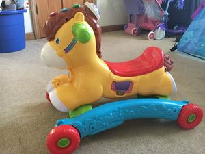 Vtech gallop and Rock horse for Sale in Carthage, IL