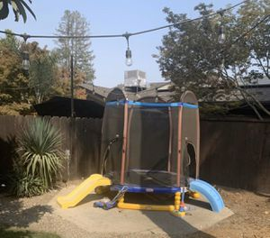Jump and slide for Sale in Fresno, CA