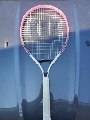Wilson female tennis racket for Sale in Escalon, CA