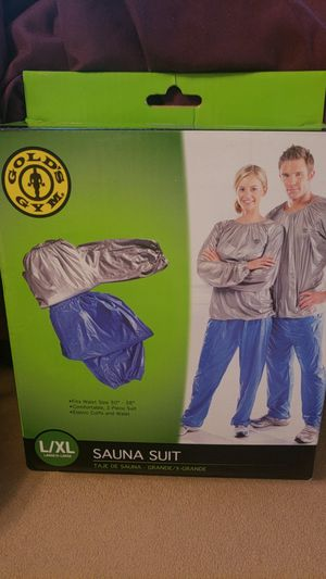 Gold's Gym Sauna Suit for Sale in Covina, CA