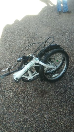 Durban Bay 1 folding bicycle for Sale in Snowflake, AZ