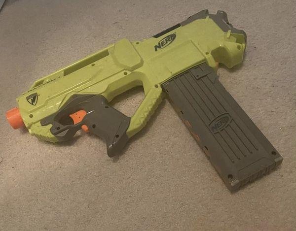 Nerf Gun Rayven CS-18 Blaster