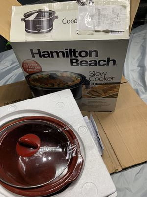 Crock pot used once with receipt make offer for Sale in Plano, TX