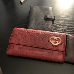 Womens Authentic Gucci Wallets for Sale in Kirkland, WA