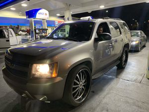 2008 chevy tahoe not for parts for Sale in Fontana, CA