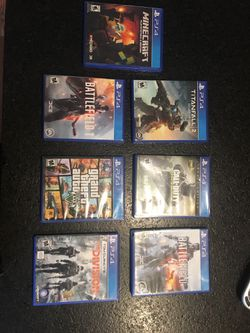 Video games, ps4 for Sale in Bend,  OR
