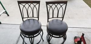 Swivel Bar Stool Chairs for Sale in Louisburg, NC