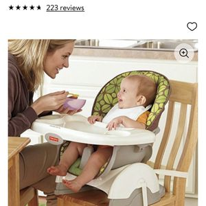 Fisher Price Pace Saver High Chair for Sale in Voorhees Township, NJ