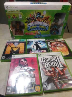 Xbox 360 games for Sale in Midvale, UT