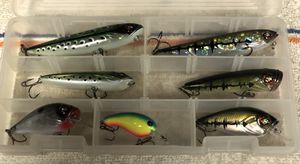 Fishing Gary Yamamoto hard baits for Sale in Claremont, CA
