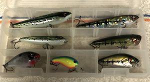 Fishing Gary Yamamoto hard baits for Sale in Claremont, CA