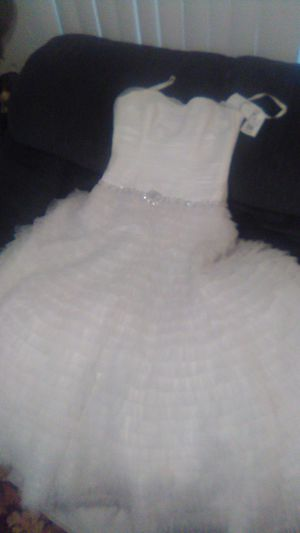Galina Signature wedding dress size 12 for Sale in Seattle, WA
