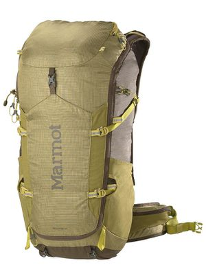 New Marmot Graviton 34 Lightweight Hiking Backpack, Citronelle/Olive for Sale in Culver City, CA