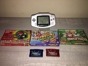 Gameboy advance Pokémon with 5 games! for Sale in San Diego, CA