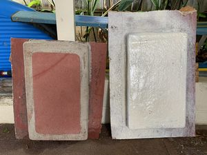 2 boat hatches and covers for Sale in Honolulu, HI