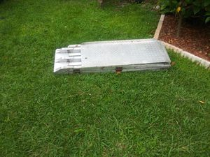 20 foot foldable ramp for Sale in Tampa, FL