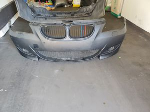 Bmw 550i M sport body kit package for Sale in Rancho Cucamonga, CA
