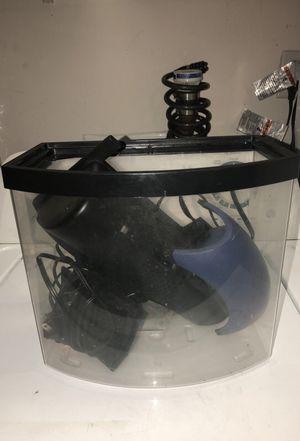 starter aquarium and filter for Sale in Chula Vista, CA