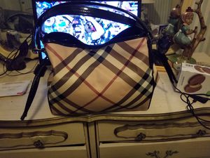 Burberry bag for Sale in Glenolden, PA