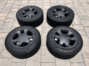 """15"""" FORD MUSTANG WHEELS AND TIRES for Sale in Miami, FL"""