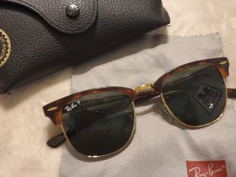 Ray Ban Clubmaster RB3016 for Sale in Austin,  TX