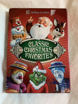 10 classic Christmas movies for Sale in Denton, TX