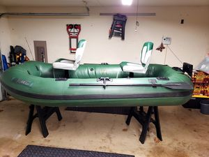 Stealth Stalker 10 inflatable boat for Sale in Lewisville, TX