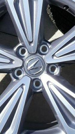 New 18' ACURA MDX Honda PILOT RIDGELINE PASSPORT Wheels rims 99% TIRES for Sale in Torrance,  CA
