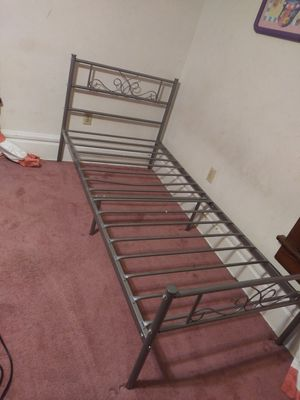 2 twin bed frames for Sale in Akron, OH
