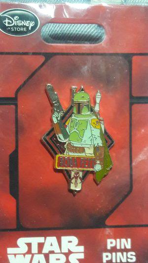 Disney: Star Wars Boba Fett Pin for Sale in Oakland Park, FL