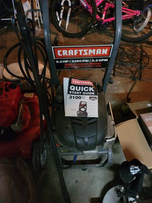 Power washer for Sale in Toledo, OH
