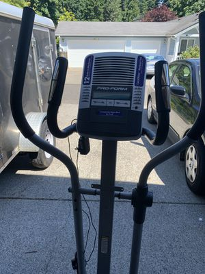 Elliptical stepping machine for Sale in Vancouver, WA