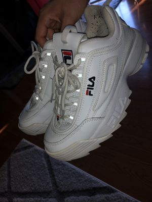 Fila Size 7.5 in Women for Sale in Norwalk, CA