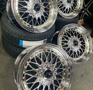 18 inch Wheel 5x100 5x114 5x120 (only 50 down payment / no credit needed ) for Sale in Levittown, PA